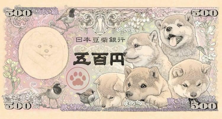 shiba-inu-banknote-ponkichi-1